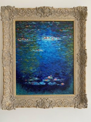 Myatt Nymphea Monet